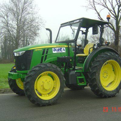 Omga cabine per trattori - cabina per John Deere Serie M 5000