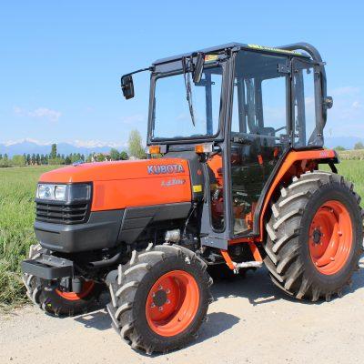 Omga cabine per trattori - cabina per Kubota 4100