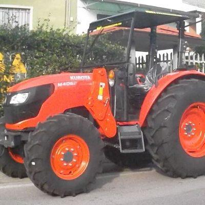 Omga cabine per trattori - cabina per Kubota Serie 4062
