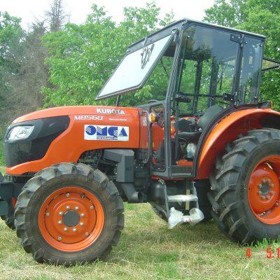 Omga cabine per trattori - cabina per Kubota M8560