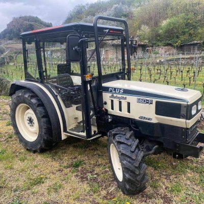 Omga cabine per trattori - cabina per Lamborghini 660 Plus