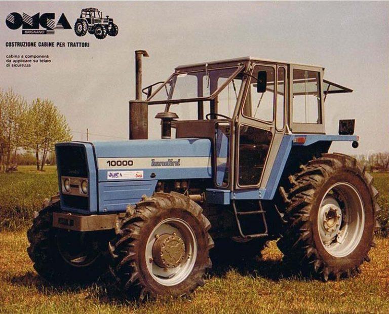 Omga cabine per trattori - cabina per Landini 10000