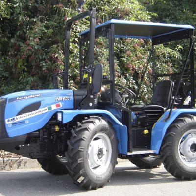 Omga cabine per trattori - cabina per Landini Serie 4600