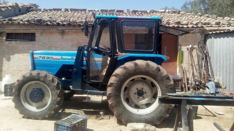 Omga cabine per trattori - cabina per Landini 5830