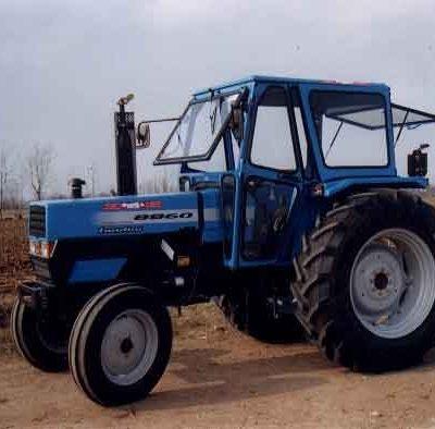 Omga cabine per trattori - cabina per Landini 5860