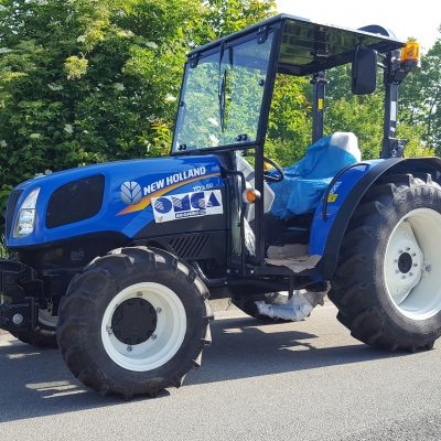 Omga cabine per trattori - cabina per New Holland TD3.50