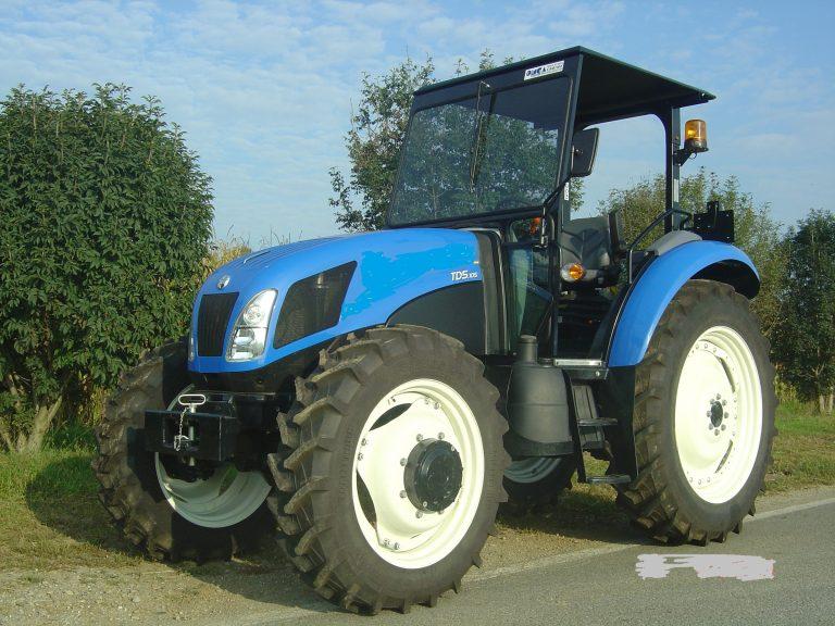 Omga cabine per trattori - cabina per New Holland TD 5