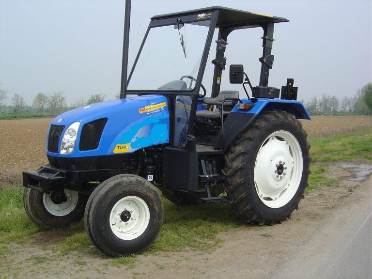 Omga cabine per trattori - cabina per New Holland TL90