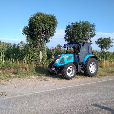 Omga cabine per trattori - cabina per Landini Modello 4
